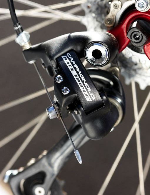 Campagnolo Race Triple long cage rear mech