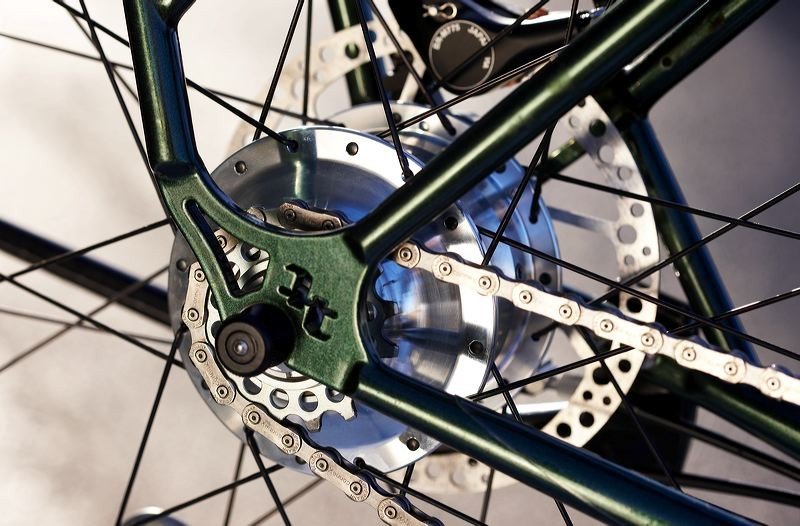 The Rohloff and Schmidt hubs are great,