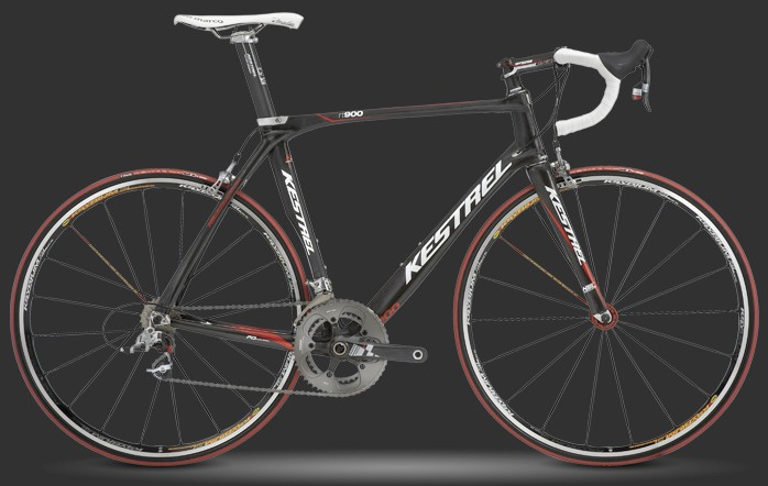 Rock Racing will be riding Shimano Dura-Ace equipped Kestrel RT900 bikes in 2009.