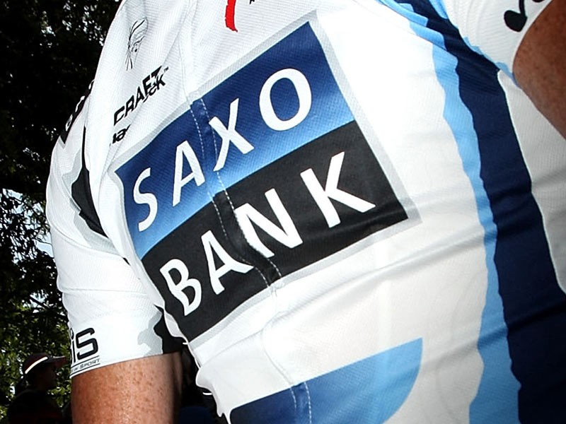 Saxo Bank road race team ends internal doping programme