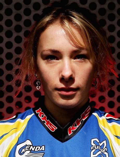 Caroline Buchanan in June 2007