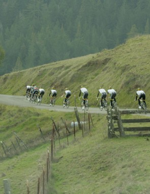 The descents more than made up for the nasty climbs.