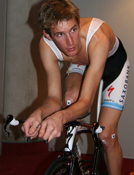 Schleck is regarded as a strong contender for a Tour win. Could it be this year? Time will tell