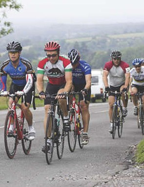 How to train for a sportive: Building fitness