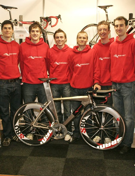 New UK cycling team launched: Team Sabbath/Claytan