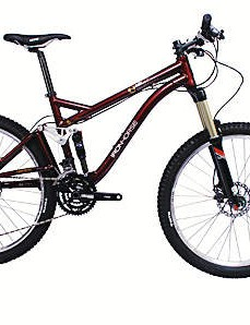 First Place Prize - Iron Horse Mk III Comp X, worth £1,799