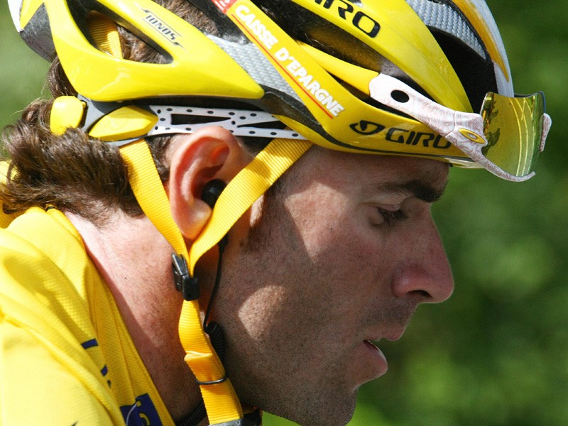 Alejandro Valverde has to face the music in Italy