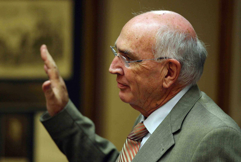 Don Catlin, UCLA anti-doping expert.