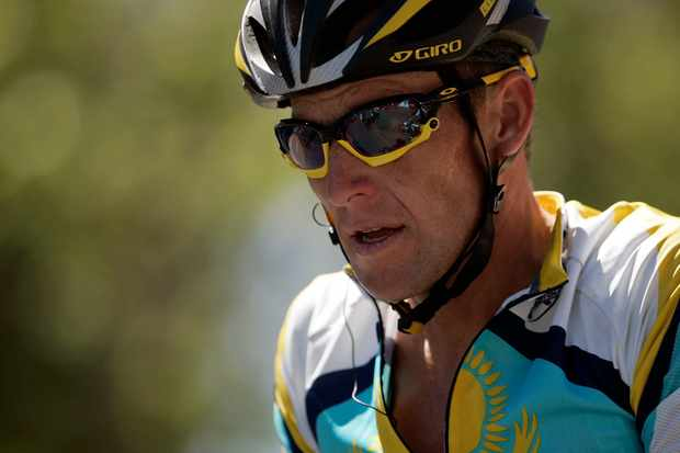 Lance Armstrong's anti-doping programme will be directed by Ramsus Damsgaard.