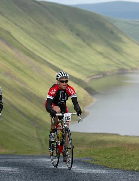 Selkirk sportive riders in 2008