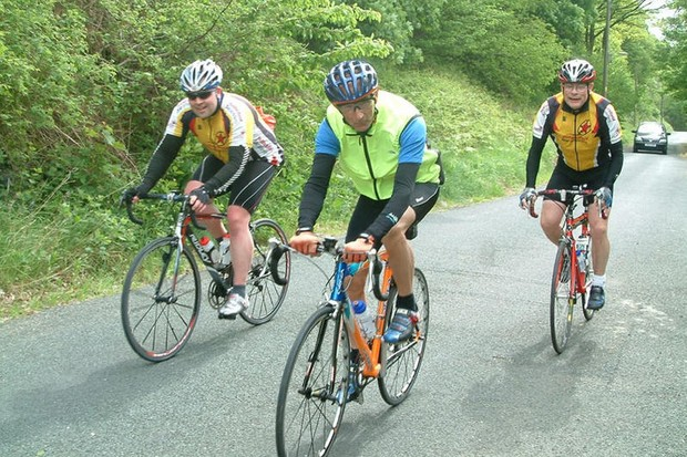 The Brian Robinson Cycle Challenge, formerly the Kirklees Sportive, takes in challenging climbs and great scenery