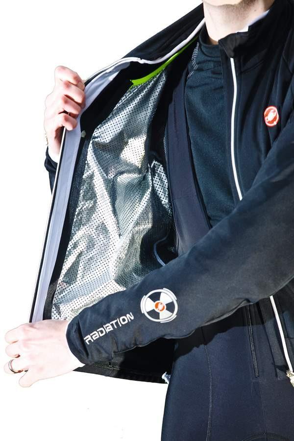 Castelli Radiation Insolito Jacket