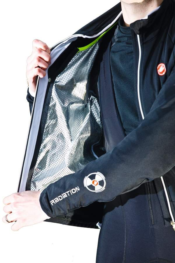Castelli Radiation Insolito Jacket