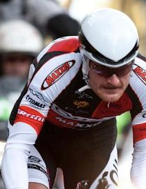 Floyd Landis of Team OUCH.