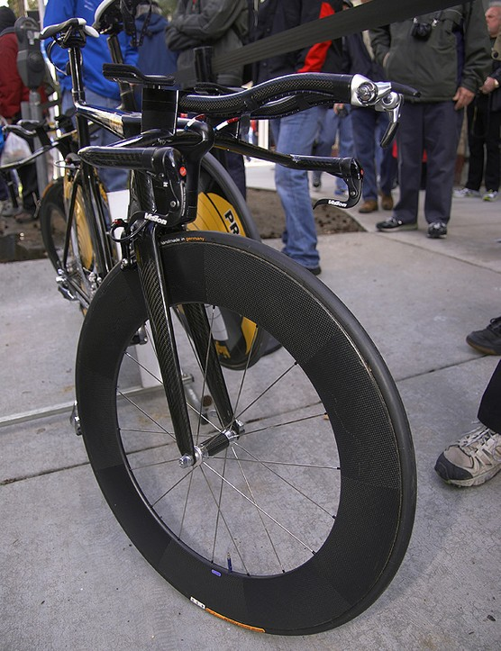 Columbia-Highroad is also using HED's new Stinger tubulars.