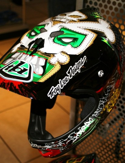 Troy Lee Designs D2 Lucha