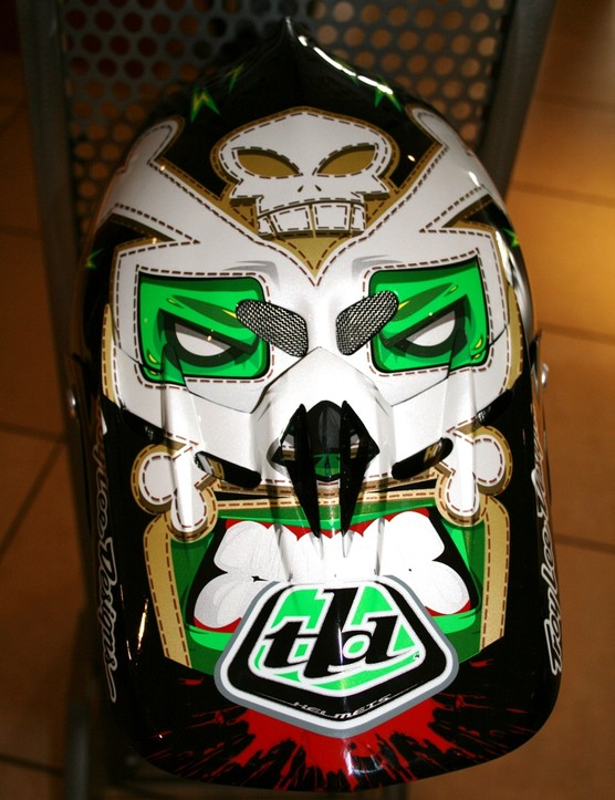 Troy Lee D2 Lucha