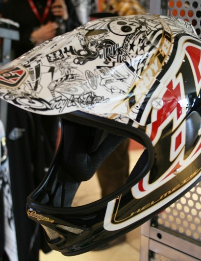 Troy Lee D2 History