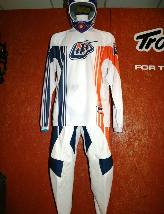 Troy Lee Monaco race strip