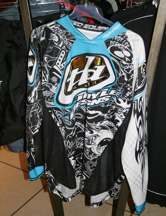 Troy Lee SE History jersey