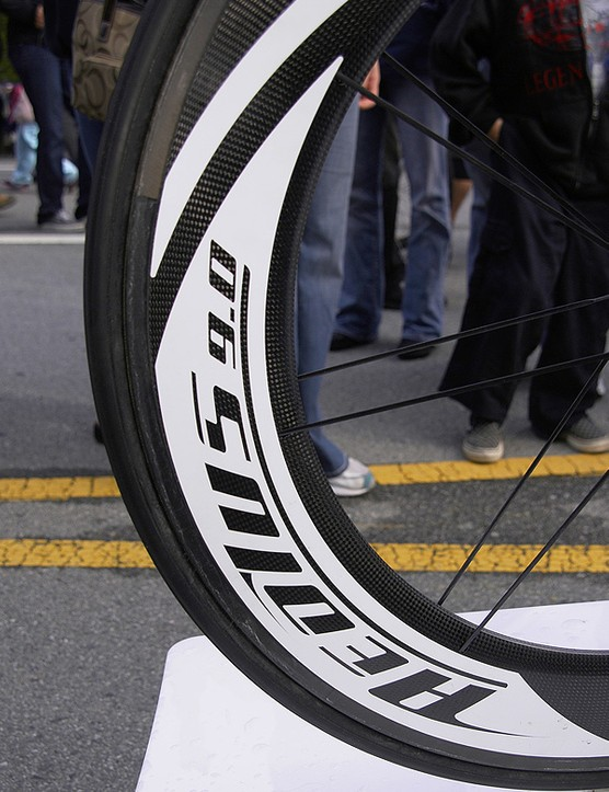 Ambiguities in the UCI tech rule wording leave many wondering about other components such as wheels, too.