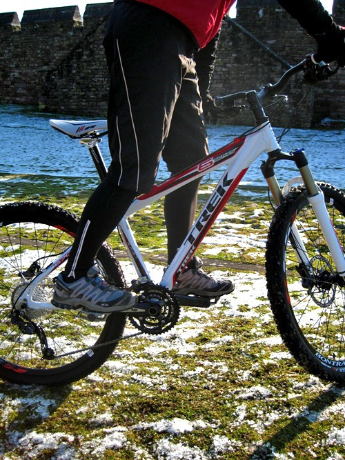 Level out your cranks with equal weight on each foot, and learn to control pressure through your feet