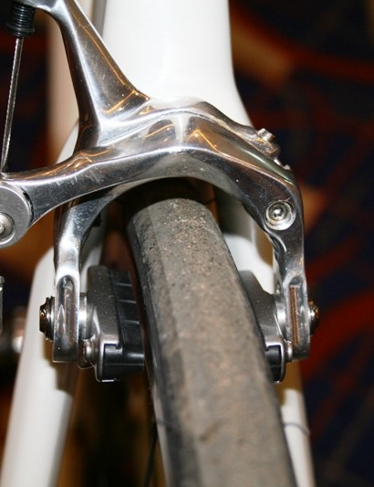 Prototype Ultegra brake calliper