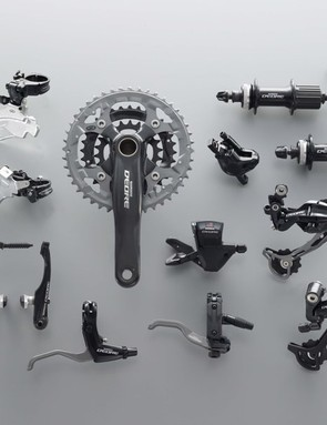 Shimano's new Deore mountain bike groupset