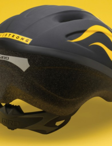 The $30 2009 Giro Livestrong Rodeo helmet.