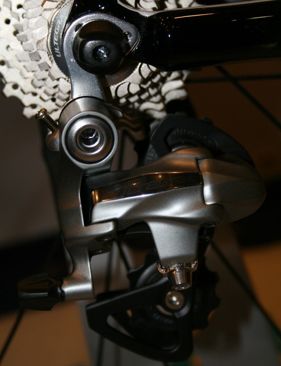 New Ultegra rear derailleur