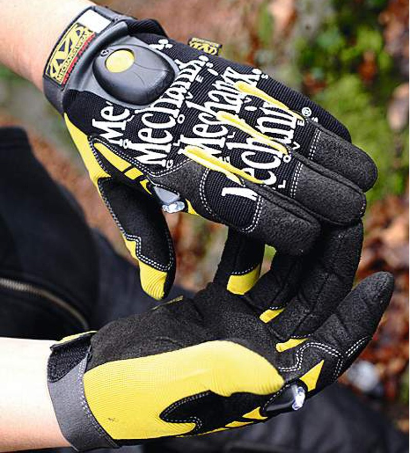 Mechanix Light Gloves