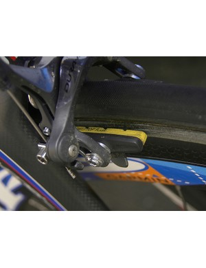 SwissStop's Yellow King carbon-specific compound is a popular choice in the pro peloton.