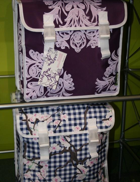Basil Blossom Double Bag