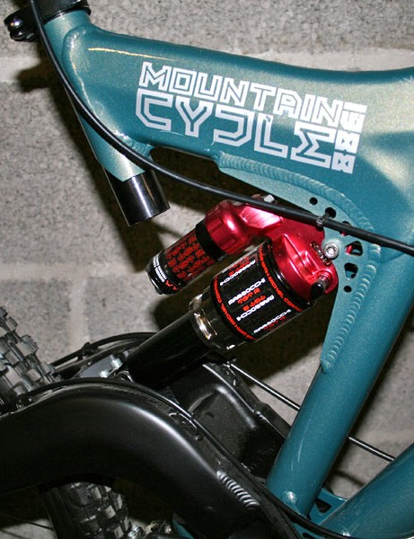 Mountain Cycle Fury