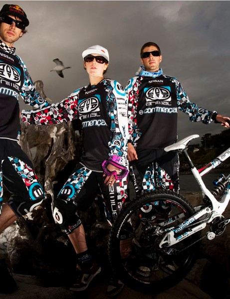 The Athertons have announced details of their new kit and partners for 2009