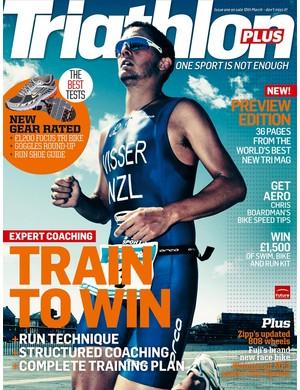 Triathlon Plus magazine launched