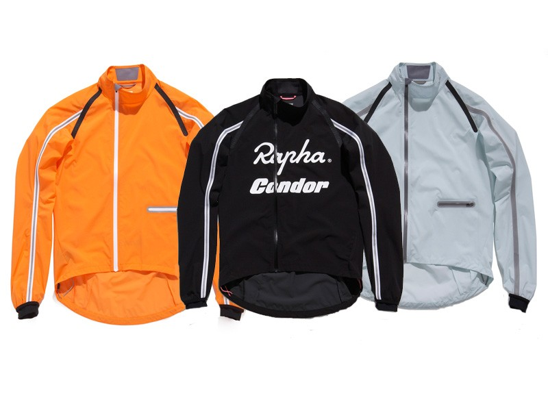 Rapha's Stowaway jackets now come in new colours