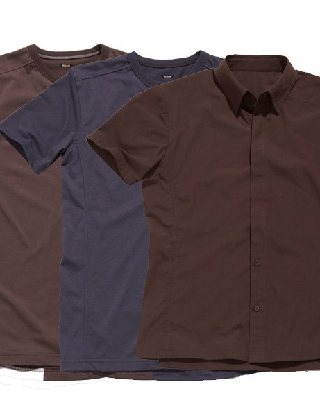 Rapha's Fixed T-shirts and shirt
