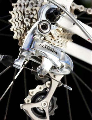 MIx of Ultegra and 105 makes an excellent drivetrain