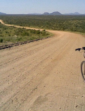 Trail guide Rupert Nanni and eZeebikes founder Wai Won Ching rode 2,900km across the Namib Desert on electric bikes