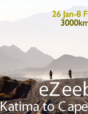 Trail guide Rupert Nanni and eZeebikes founder Wai Won Ching rode 2,900km across the Namib Desert on electric bikes