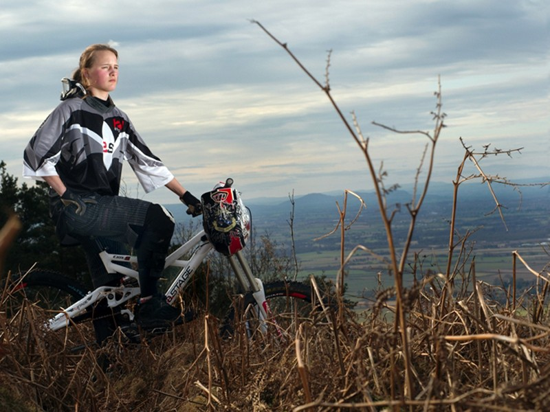 Jess Stone will ride for the 2Stage Factory Team
