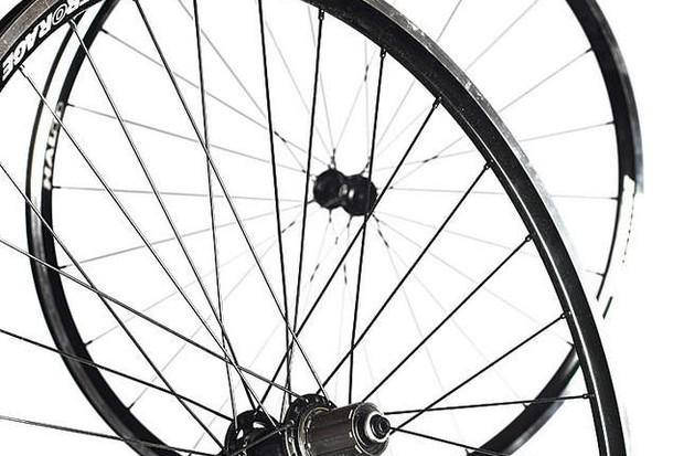 Halo Aerorage wheelset