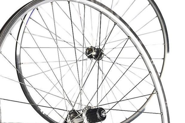 Mavic Open Pro/Shimano Tiagra hub wheelbuild