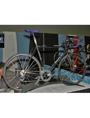 Parlee showed off its latest options for its flagship Z1.