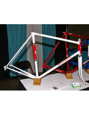 Roland Della Santa celebrates forty years of framebuilding with a limited-edition run of anniversary framesets.