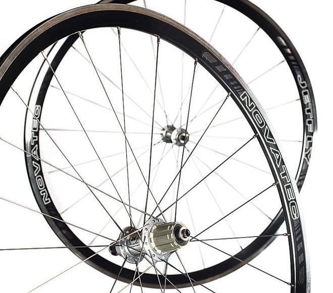 Novatec Jetfly wheelset