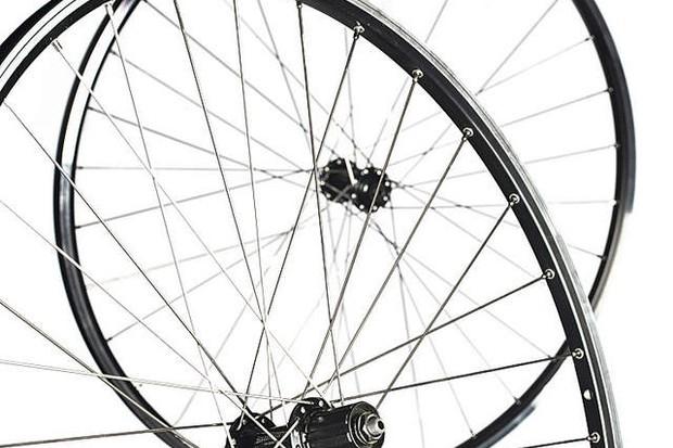 Mach 1 RJ Project/Shimano 3300 hub wheelset