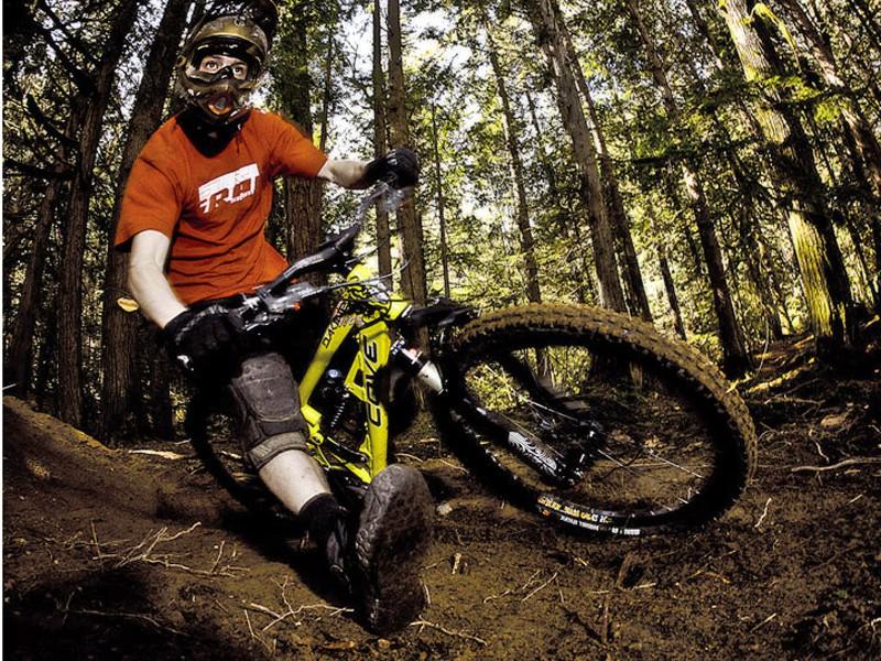 Cove rider Kenny Smith