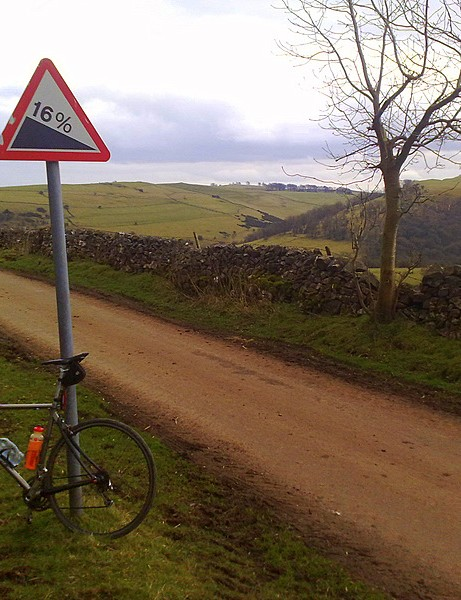 Steep hills will test your climbing prowess. Triple chainsets are a good idea!